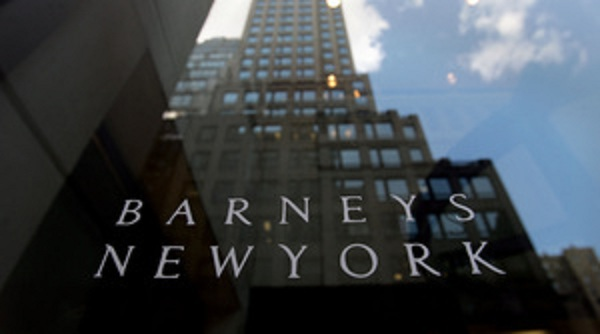 Owner May Sell Barneys New York