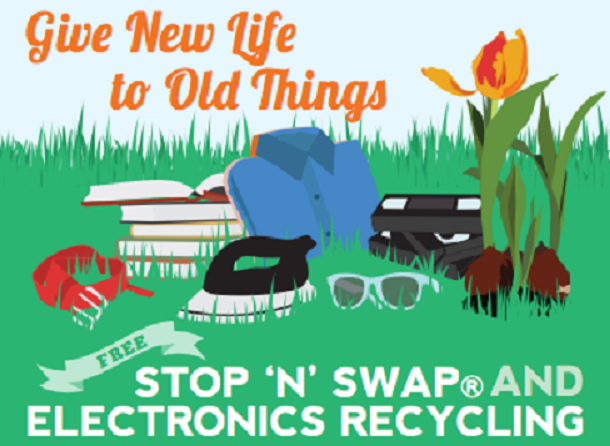 Stop N Swap Flyer