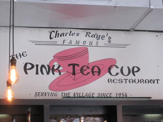 PinkTea Cup