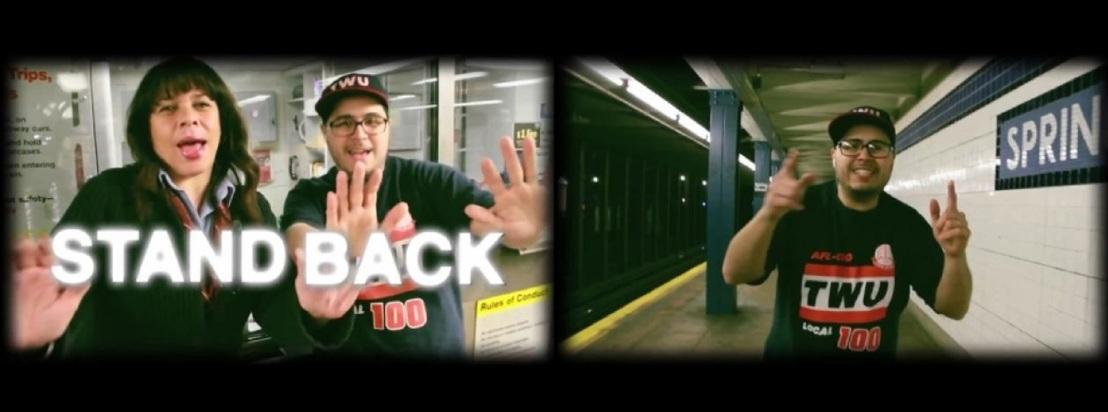 MTA Stand Back