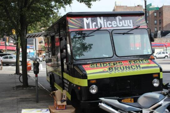 Mr. Nice Guy Food Truck