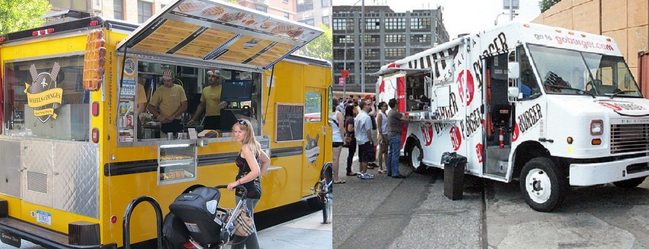 Food Truck Guide Too Your Favorite Mobile Eateries In Nyc Darnell Thenewsman