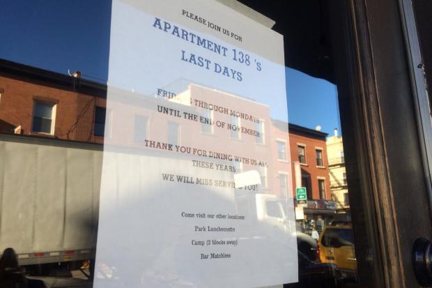Apartment 138 Brooklyn