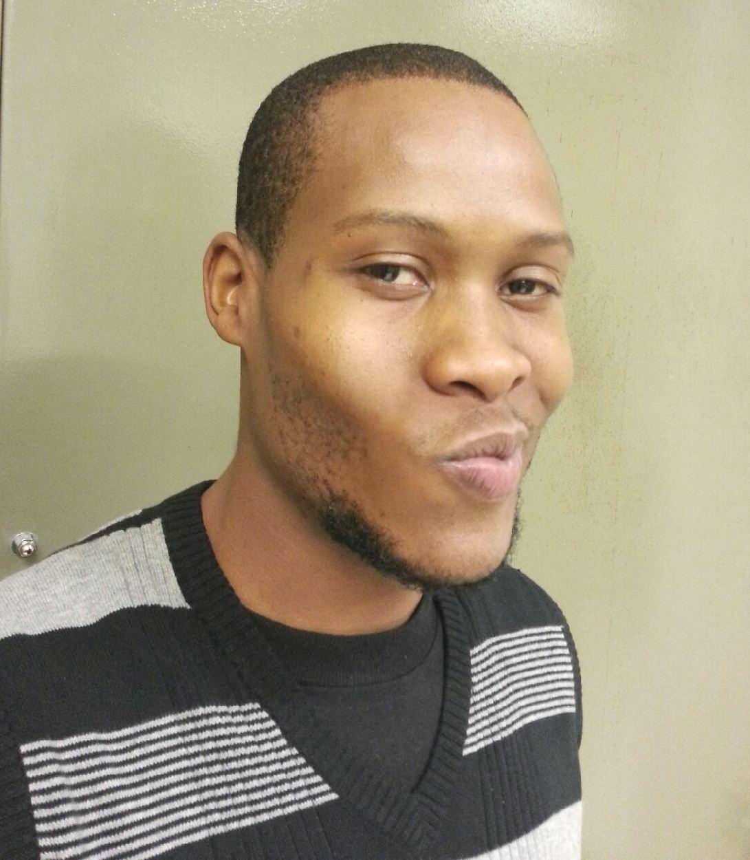 Darnell Jefferson Selfie