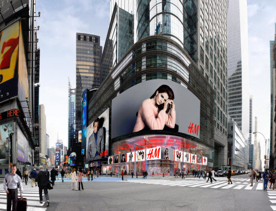 H&M Times Square