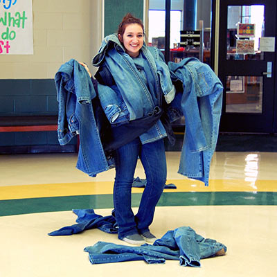 Aeropostale Jeans Donation