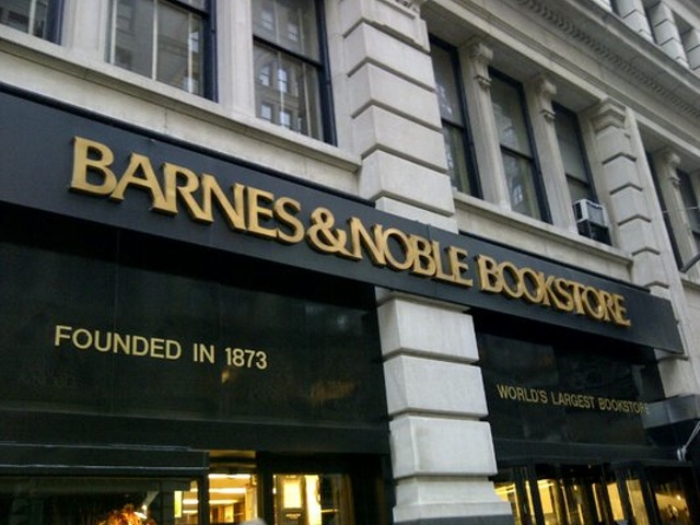 Barnes & Noble 5th Avenue Closes