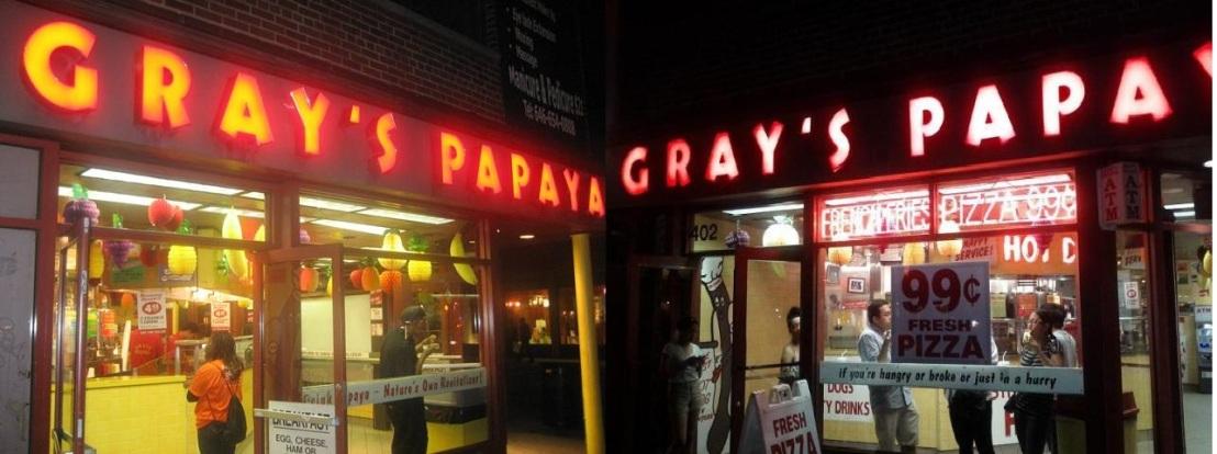 grays-papaya greenwich village