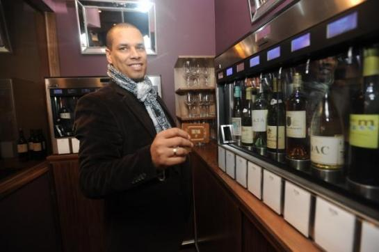 Harlem Self-Service Wine The Park 112