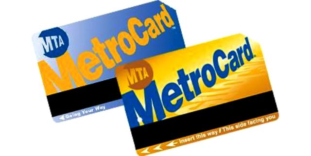 Metrocard 20th year