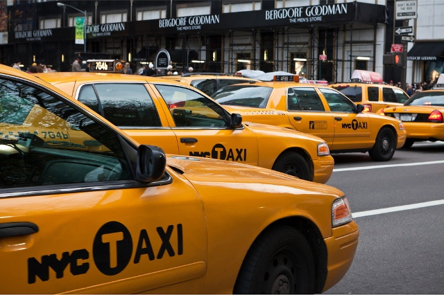 nyc-taxi operation red nose