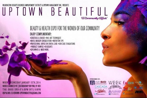 Washington heights beauty expo