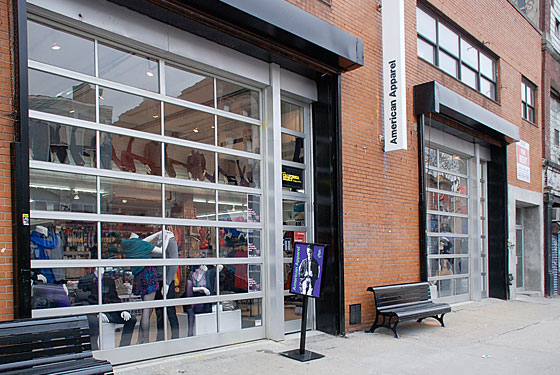American Apparel will give you $500 to paint a mural