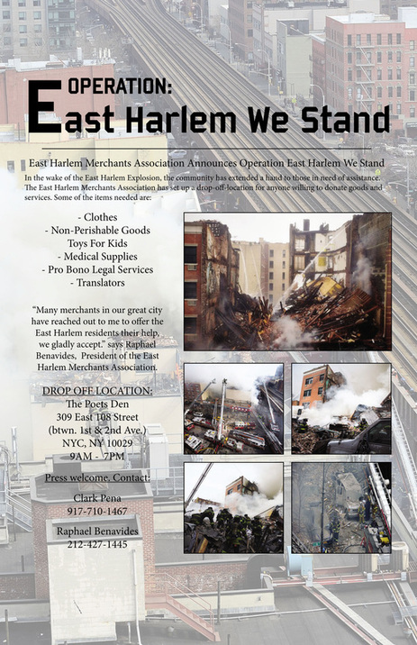 East Harlem We Stand