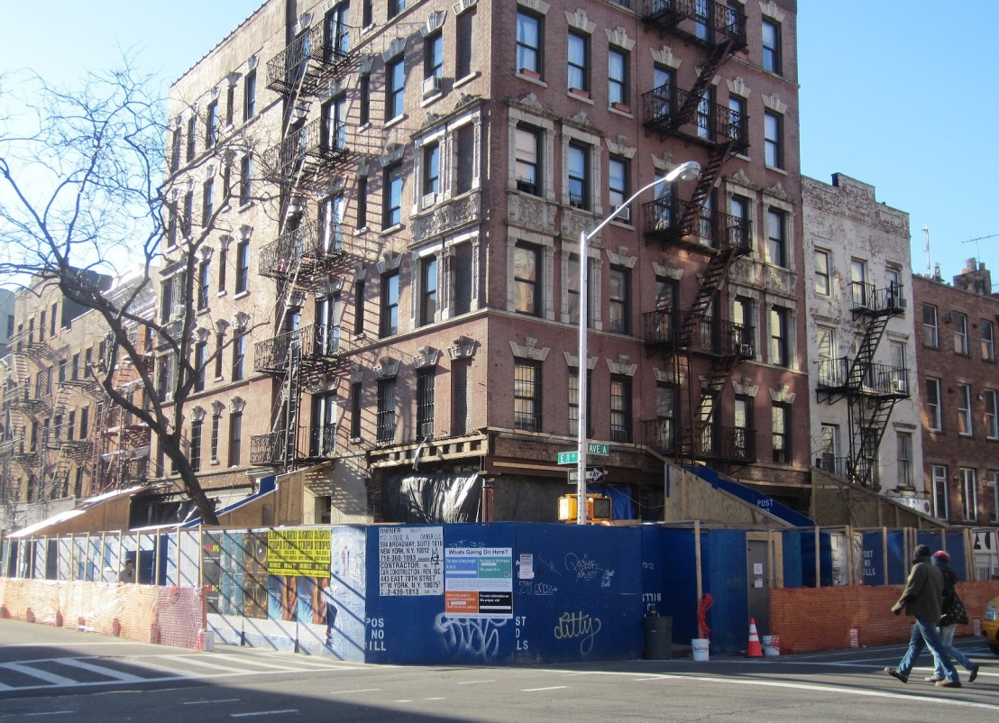 east-village housing