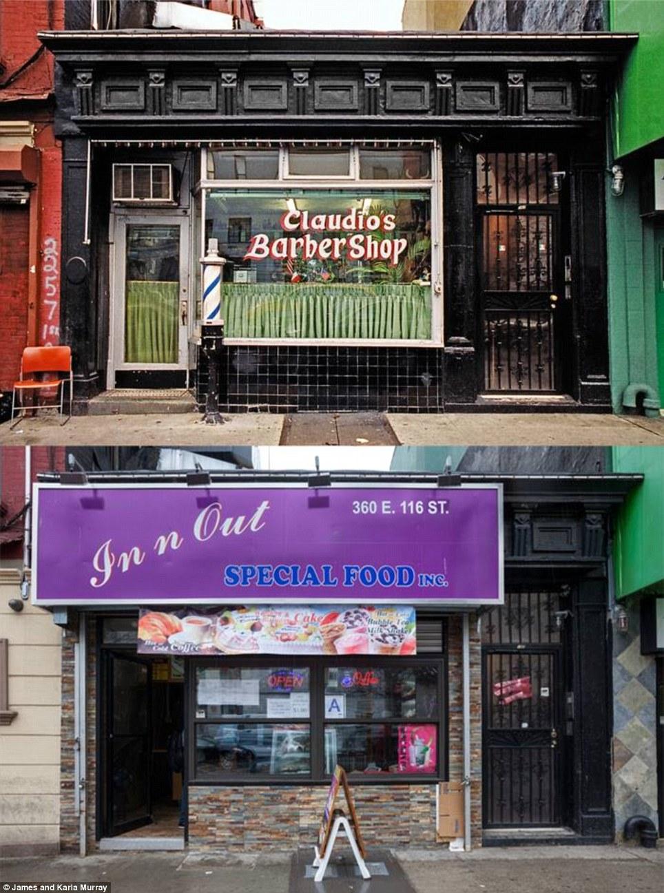 East Harlem Storefronts