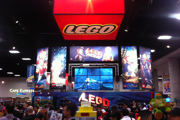 Lego's Flagship Store to Launch in Flatiron July