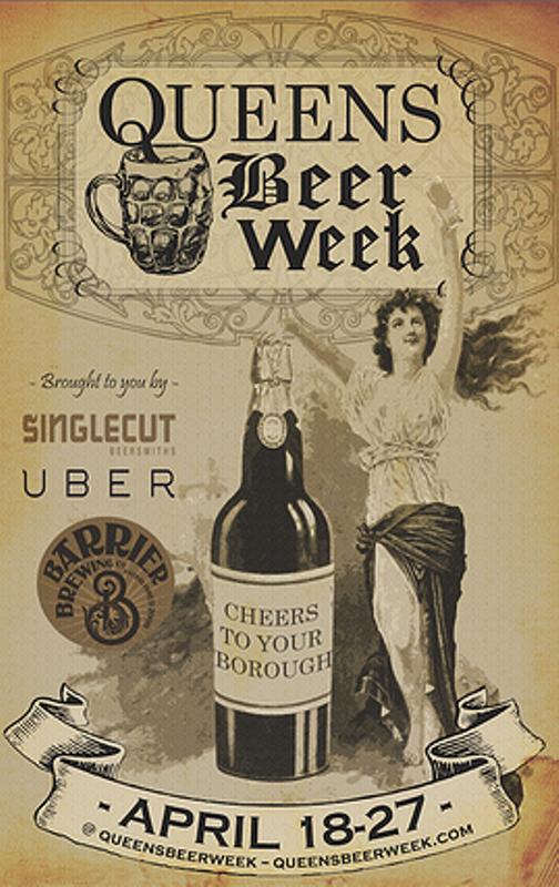 Queens Beer Week