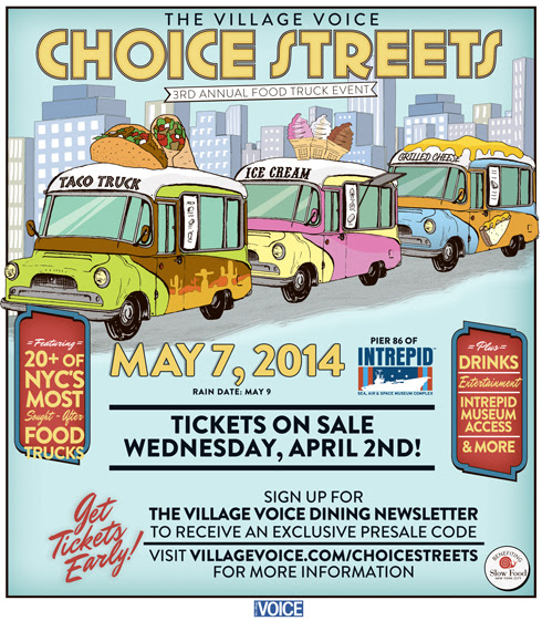 The 3rd Annual Village Voice Choice Streets Food Truck Event 2