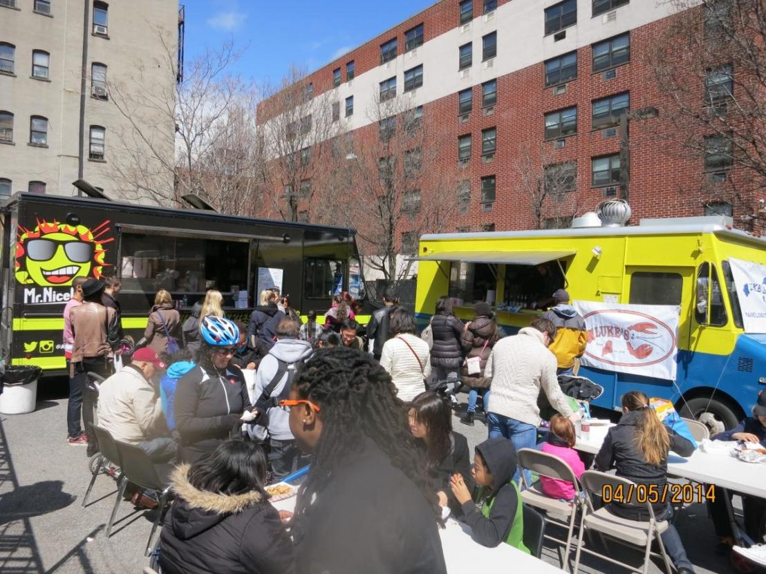 The Harlem Food Truck Rally