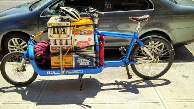 Bed Stuy Beer Works now delivers beer by cargo bike