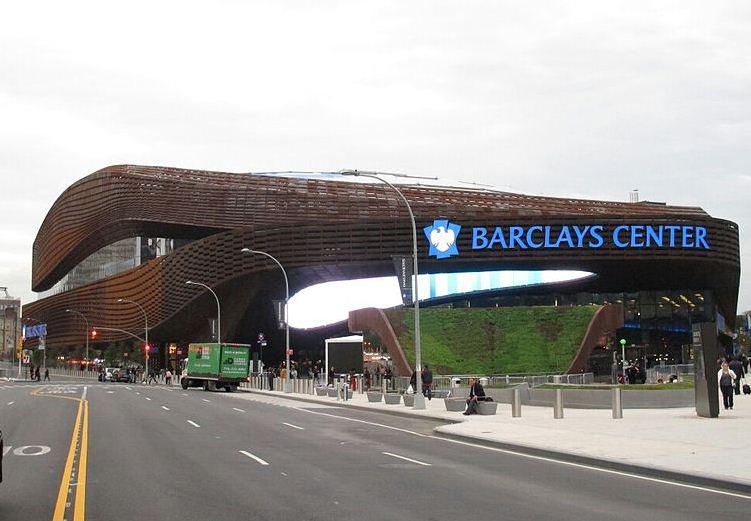 Brooklyn Barclays Center