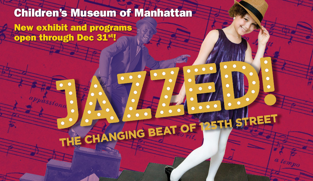 NYC Children's Museum Jazz Exhibit