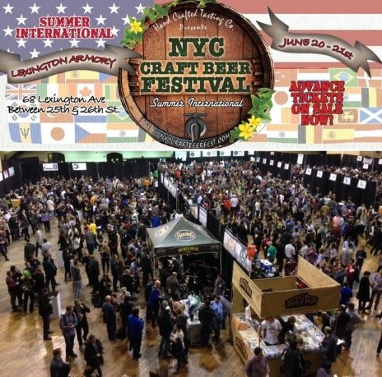 NYC Craft Beer Fest