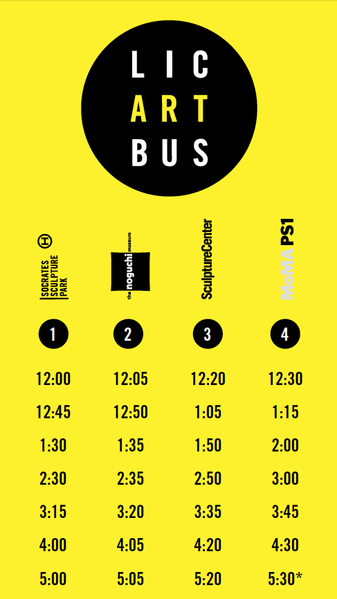 Queens Museums Bus Service
