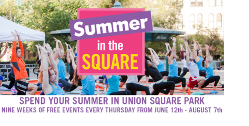 2014-Summer In Union Square