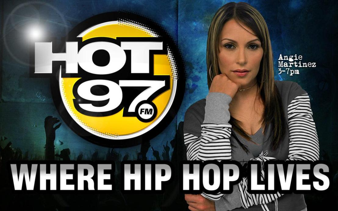Angie-Martinez resigns HOT 97