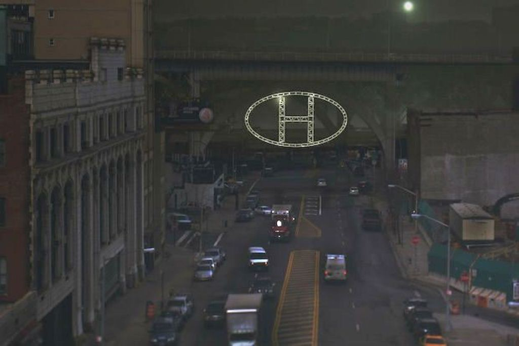 Giant 'H' to Light up 125th Street in West Harlem This Summer