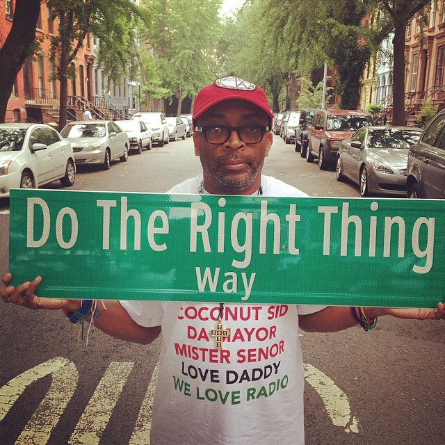 Spike Lee Do The Right Thing Brooklyn