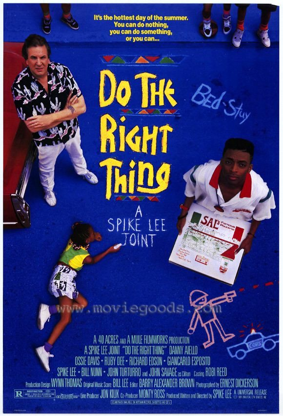Spike Lee Do The Right Thing Brooklyn!