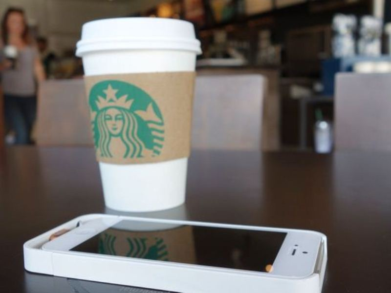 Starbucks Is Brewing In The Wireless Charging Business