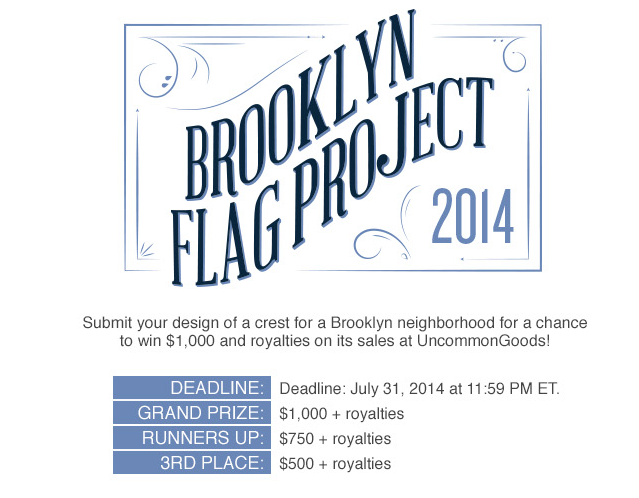 "The ""Brooklyn Flag Project"""