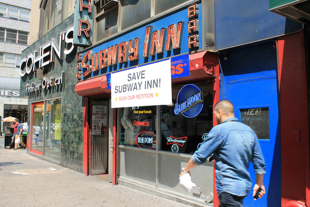 Dive Bar Subway Inn May Have To Closed It's Doors!