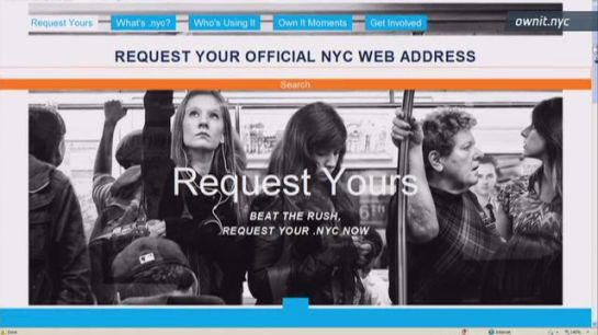 NYC Web Domains Open to All New Yorkers