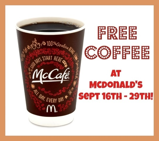 drink free-coffee-at-mcdonald-s-through-national-coffee-day-