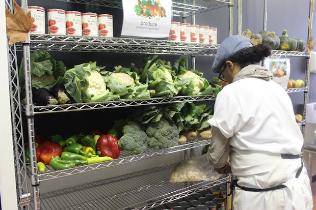 Get Free Fruits and Vegetables at Harlem Community Food Hub