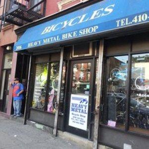 Heavy Metal Bike Shop