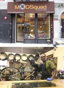 MODSquad Bike Shop