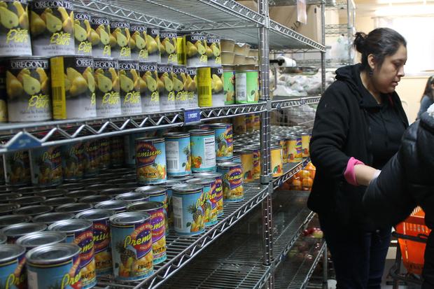 Neighborhood Reach Food Pantry