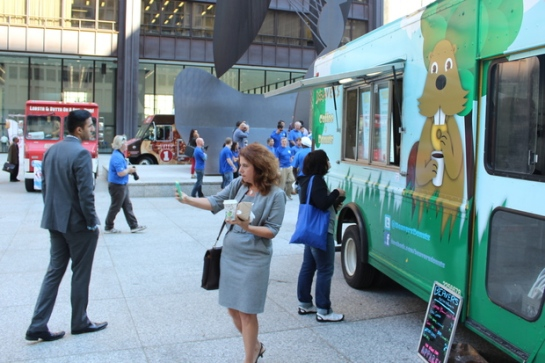 'Food Truck Fests' Return to Daley Plaza, In Chicago!