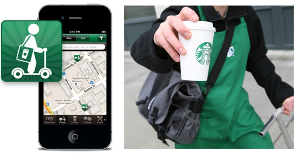 Starbucks Delivery Is Coming To NYC!
