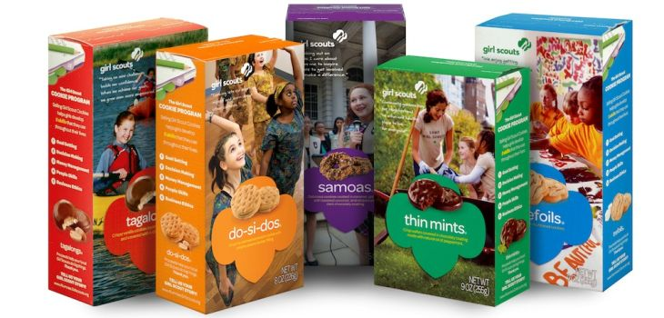 Where to get Girl Scout Cookies in NYC