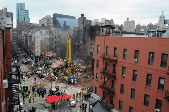 'Small Biz Crawl' to Support East Village Shops Affected by Gas Explosion