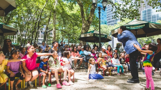 Free things to do in NYC with kids this summer