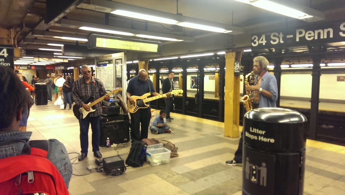 MTA Holding Auditions For Subway Musicians!