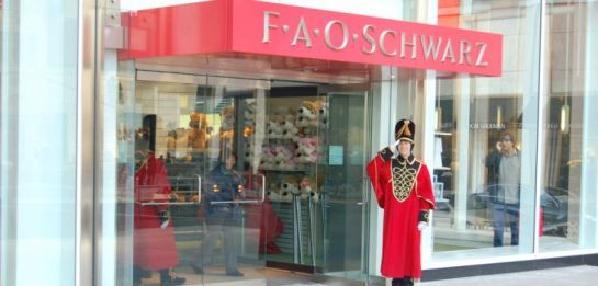 The Iconic FAO Schwarz Store On Fifth Avenue Will Close It's Doors In July!